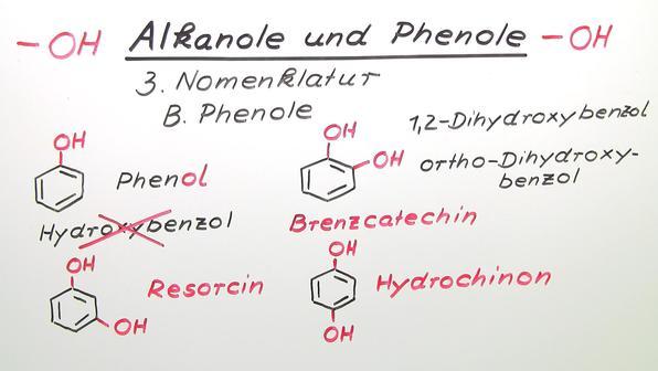 385 m107 alkanole und phenole