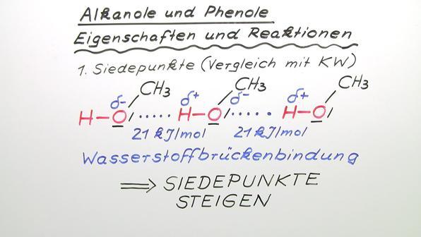 Vorschaubild 386 m108 alkanole und phenole eigenschaften und reaktionen