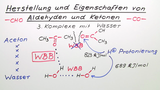 Aldehyde und Ketone – Herstellung und Eigenschaften