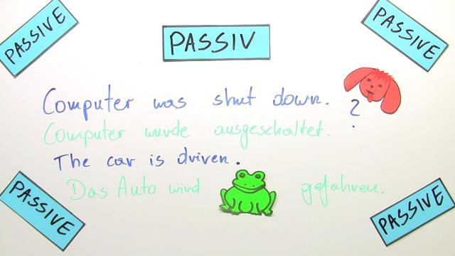 Passive and Active