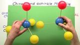 Chirale und achirale Moleküle
