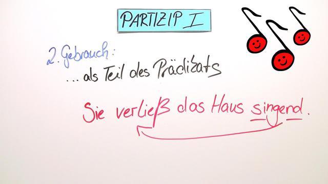 Partizip I und Partizip II – Bildung und Gebrauch