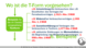 VR 3.7.7 (3) Was versteht man unter der Textform? Bedeutung, Systematik, Beispiele, Lösung