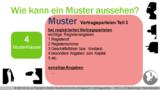 VR 4.1.5 (2) Welche Funktion hat die Bestimmung des Vertragspartners? Beispiele 1?