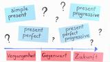 Simple Present or Present Progressive?