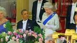 Königlicher Glanz: Staatsbankett für Obama in London
