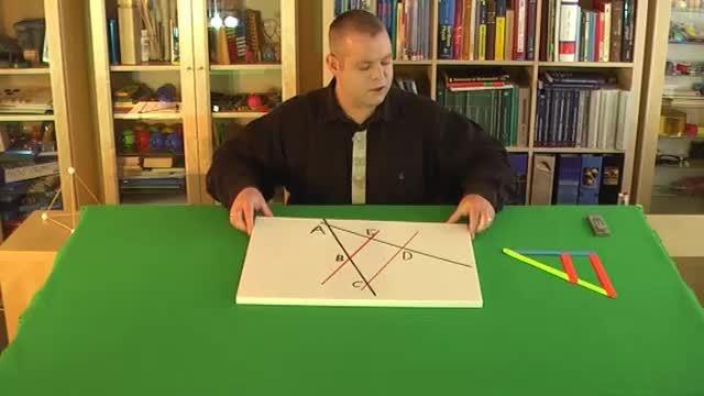 Strahlensatzfigur – Gleichungen erkennen (1)
