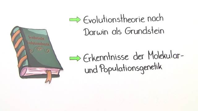 Synthetische Evolutionstheorie