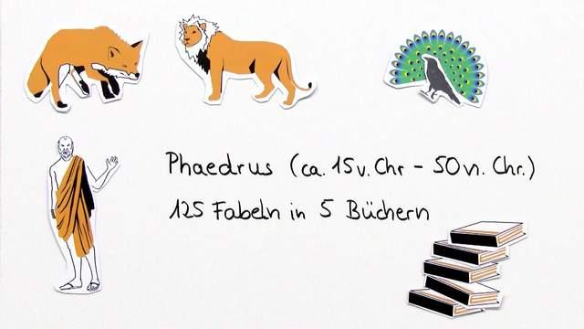 Phaedrus – Fabeln