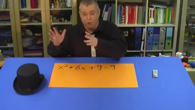 Quadratische Ergänzung – Erklärung (2)