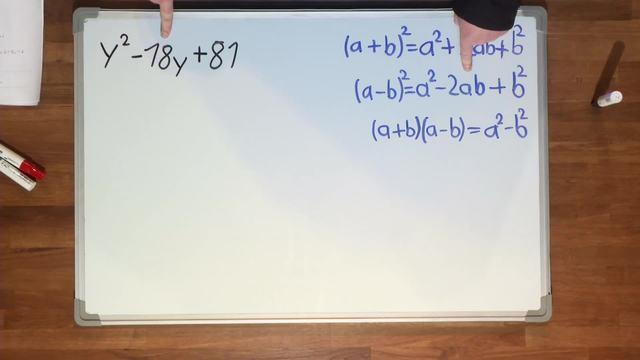 Binomische Formeln – Übung (4)