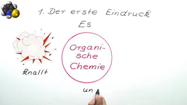 Besonderheiten der organischen Chemie