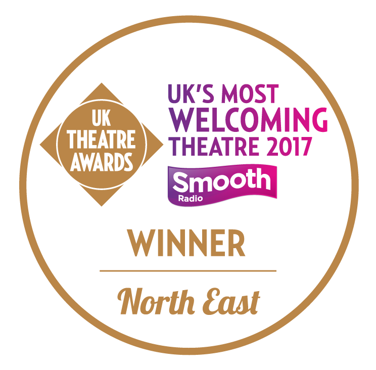 Most Welcoming Theatre - Winner North East