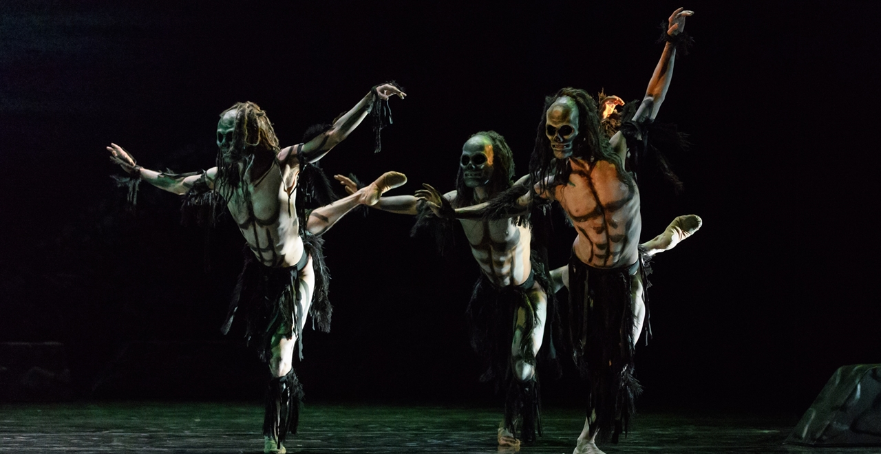 Rambert: Ghost Dances