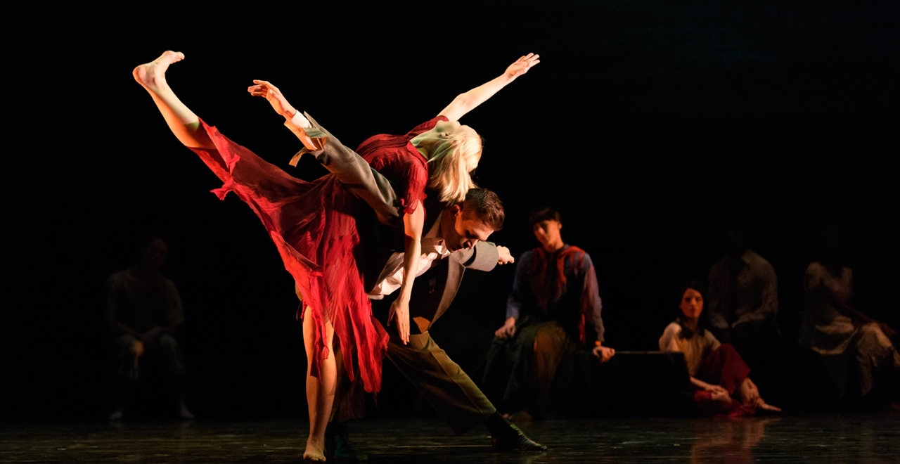 Rambert: Ghost Dances