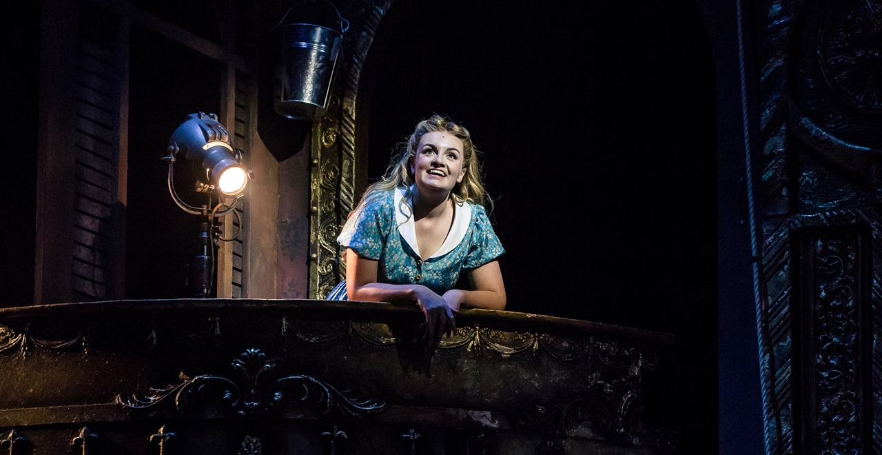 Charlotte Wakefield 'Polly'. Photo by Richard Davenport