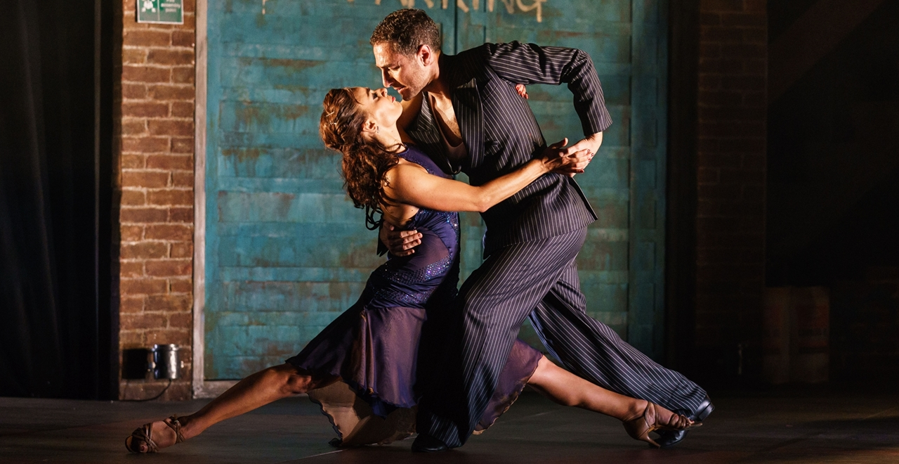 Tango Moderno. Photo by Manuel Harlan