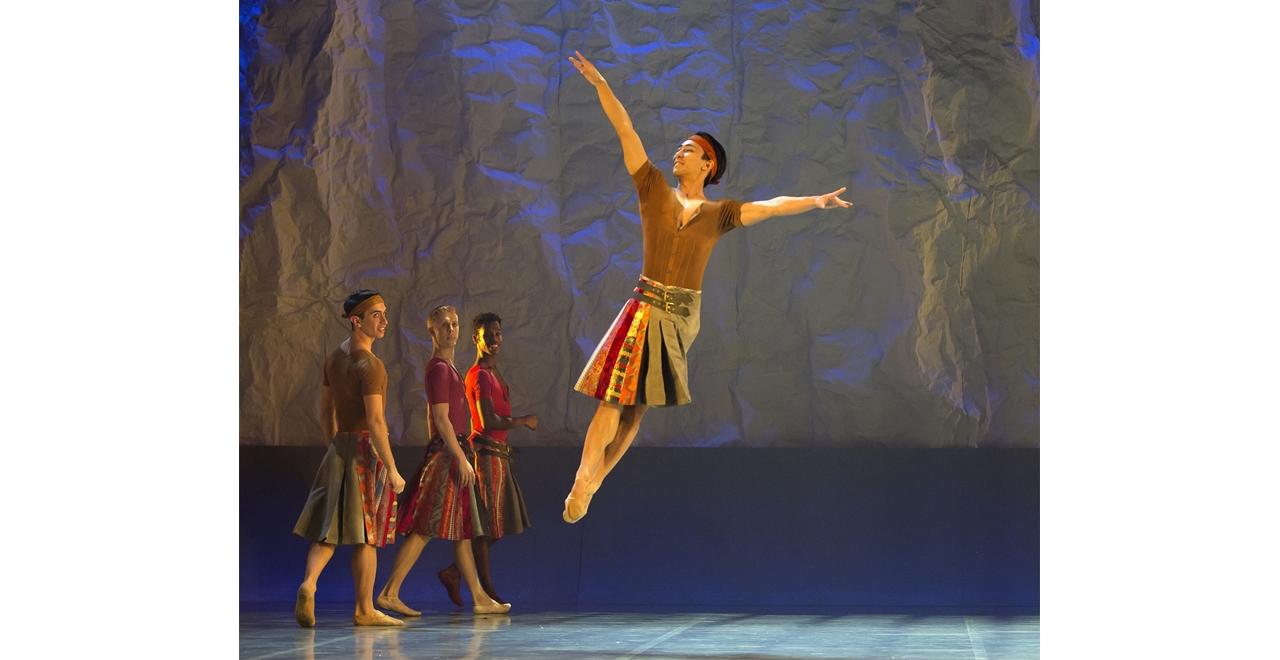 northern ballet u0027s the little mermaid theatre royal