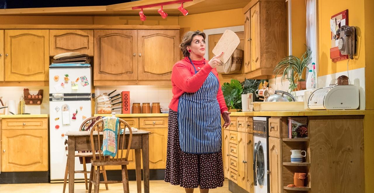 Jodie Prenger as Shirley Valentine