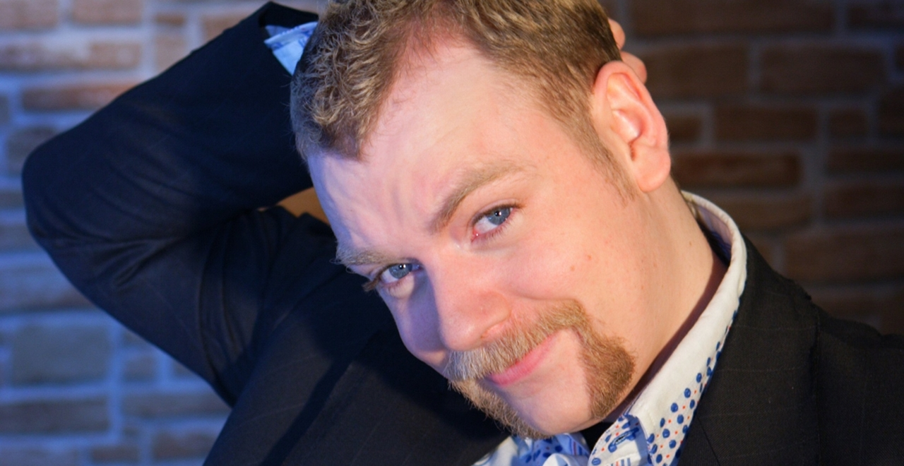 Rufus Hound - Dusty the Musical