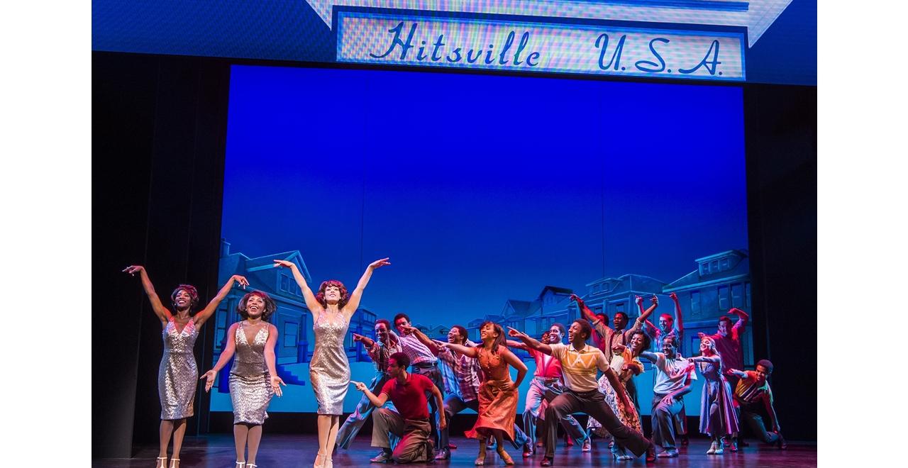 Motown™ The Musical. Photo by Tristram Kenton