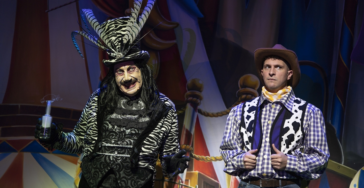 Goldilocks and the Three Bears   Theatre Royal