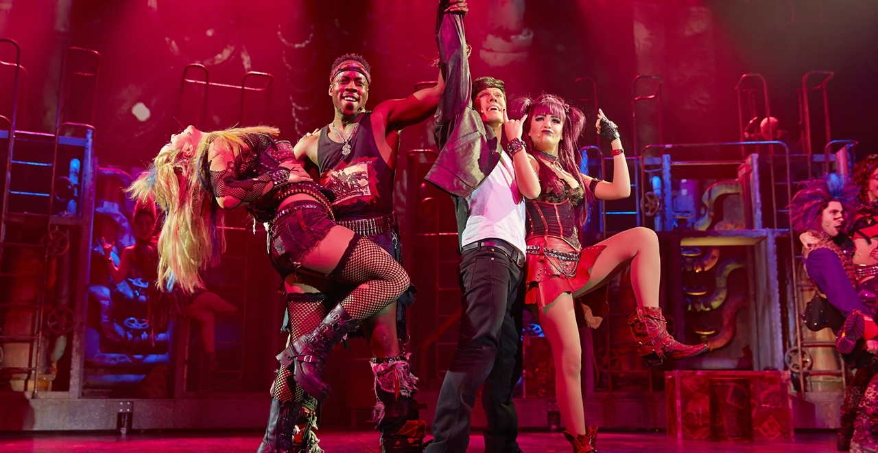 We Will Rock You (previous cast)