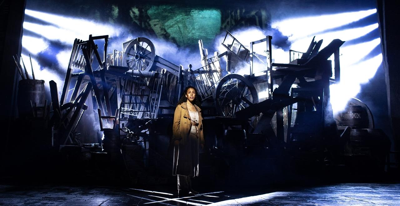 Les Misérables. Tegan Bannister 'Eponine'