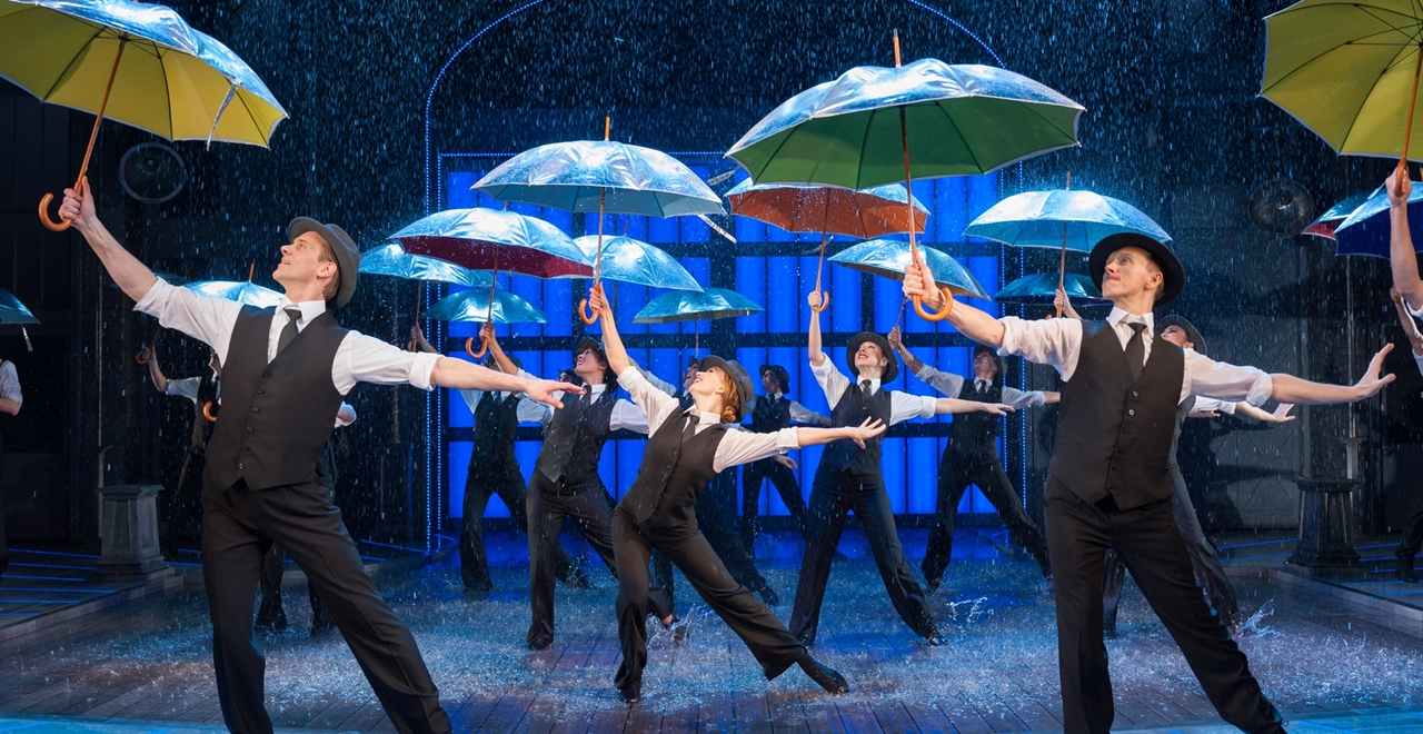 Singin' in the Rain (previous production)