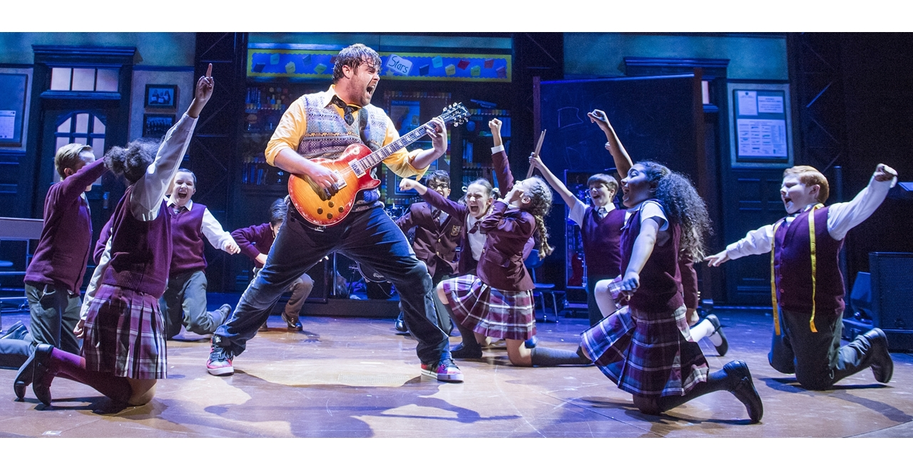School of Rock (West End production