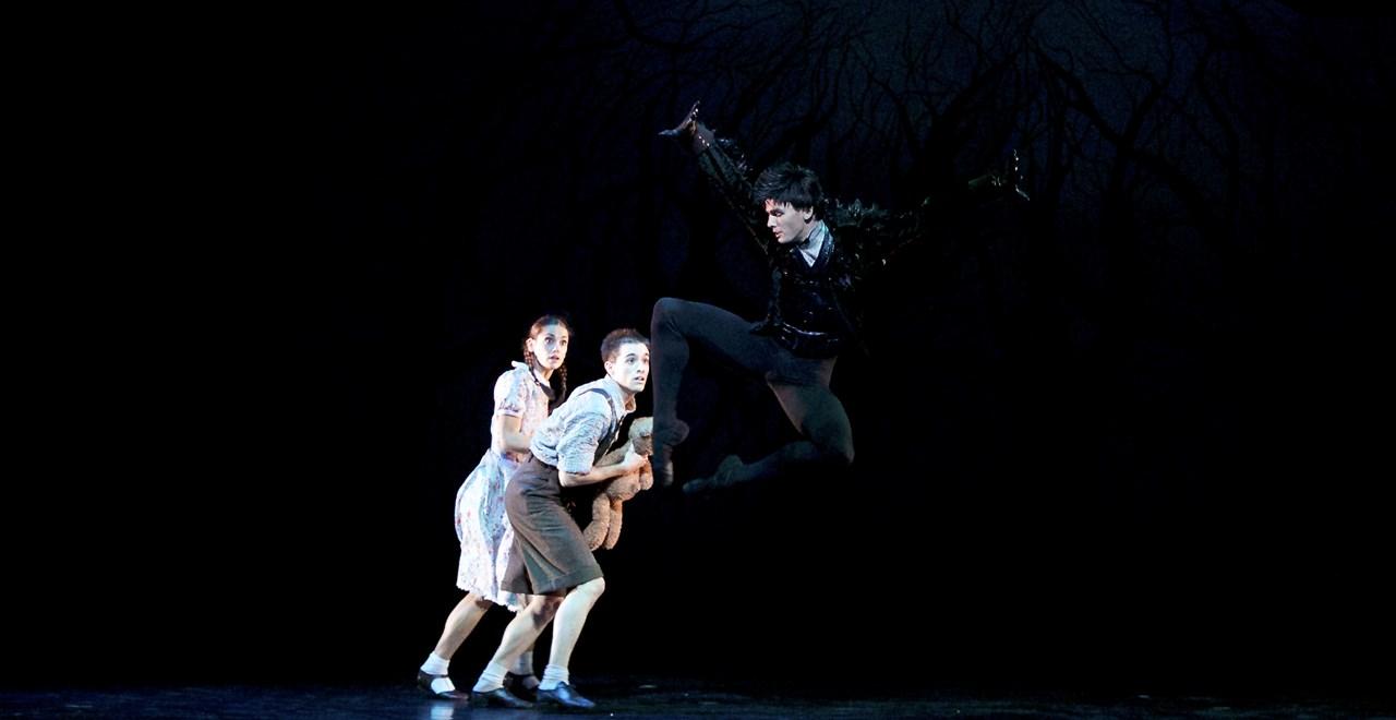 Scottish Ballet's Hansel & Gretel