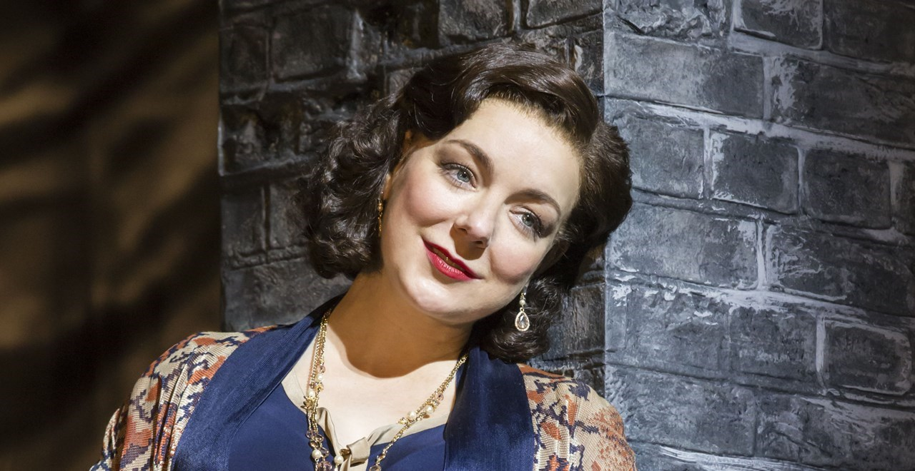 Sheridan Smith as Fanny Brice (2)