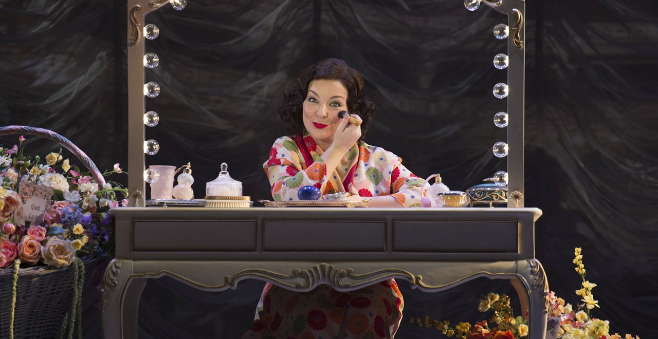 Sheridan Smith in Funny Girl