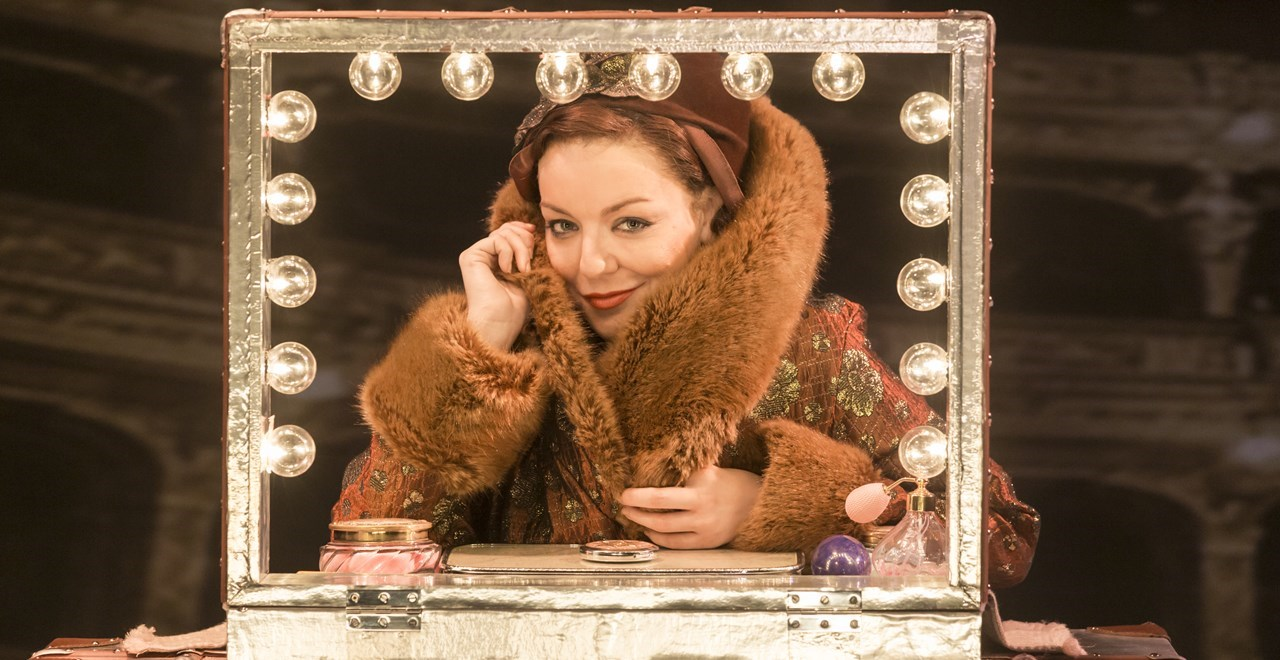 Sheridan Smith as Fanny Brice