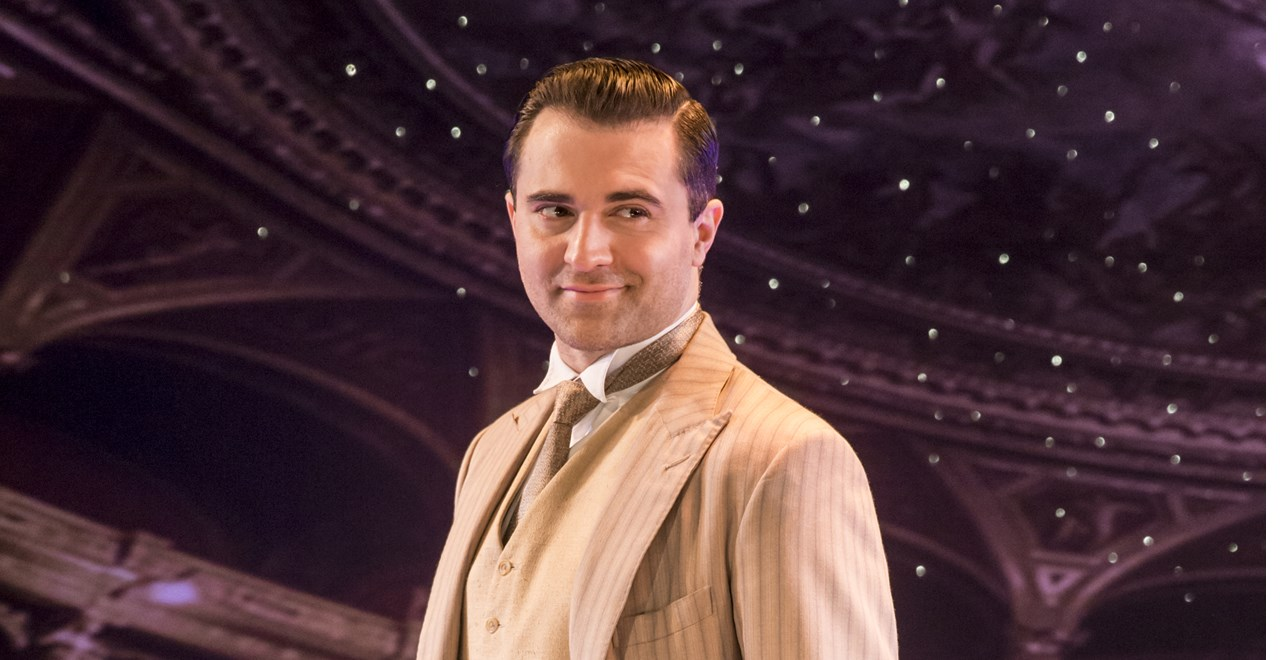 Darius Campbell as Nick Arnstein