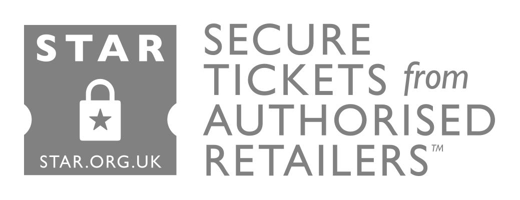 Secured Tickets from Authorised Retailers