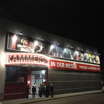 Die lautlose Welt der Anne Frank, Premiere, Kammerspiele in der Messe, Innsbruck