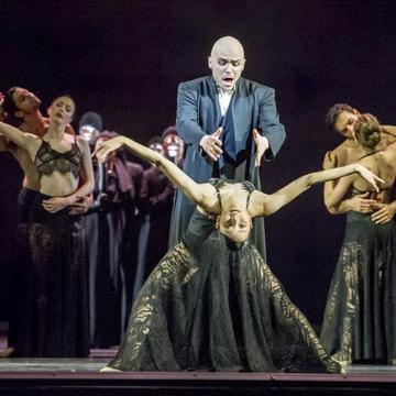 Orphée et Euridice, Tiroler Landestheater, Innsbruck