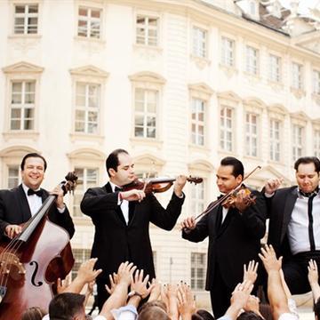 Janoska Ensemble, Wiener Konzerthaus, Wien