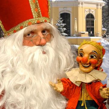 Nikolaus bei Kasperl & Co, Sträußelsäle, Wien
