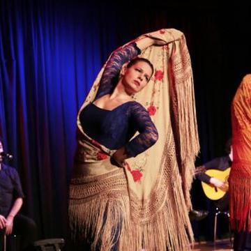 Flamenco Tanzshow, Bailaoras II, Theater Akzent, Wien