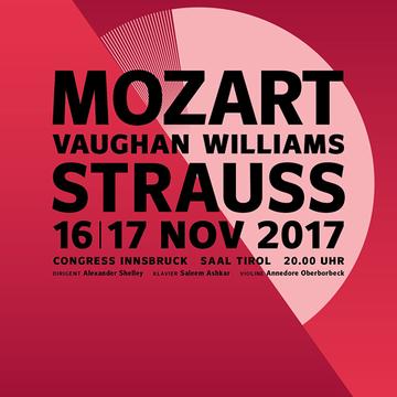 2. Symphoniekonzert, Congress Innsbruck, Innsbruck