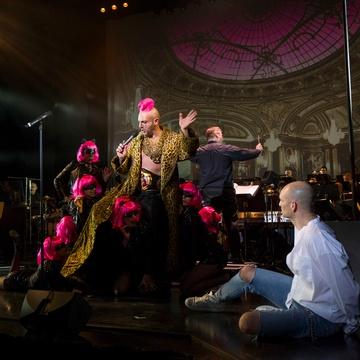 Jesus Christ Superstar Raimund Theater The Rockmusical In Concert
