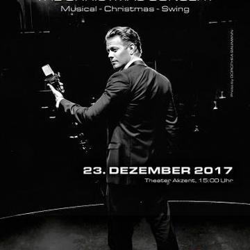 Mark Seibert, The Christmas Concert, Theater Akzent, Wien