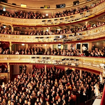 6th International Otto Edelmann Singing Competition, Theater an der Wien, Wien