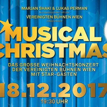 MUSICAL CHRISTMAS 2017, Ronacher, Wien