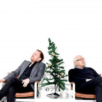 Klappe, Santa!, Ernst und Christoph Grissemann, Theater Akzent, Wien