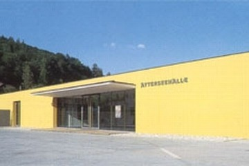 Atterseehalle am Attersee