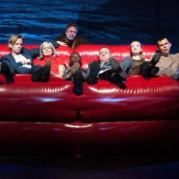 Willkommen bei den Hartmanns, Akademietheater, Wien