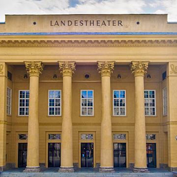 Andre Hofer, Tiroler Landestheater, Innsbruck